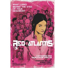 AFTERSHOCK COMICS RED ATLANTIS #3