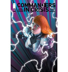 Image Comics COMMANDERS IN CRISIS #4 (OF 12) 1:10 HARDING