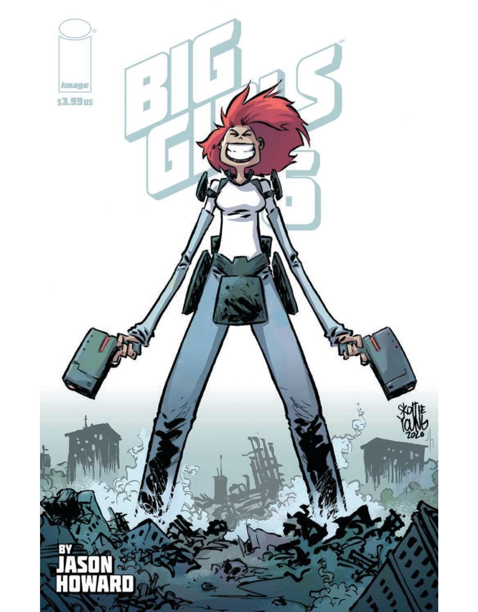 Image Comics BIG GIRLS #6 CVR B YOUNG