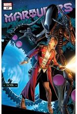 Marvel Comics MARAUDERS #17 LARROCA MARVEL VS ALIEN VAR