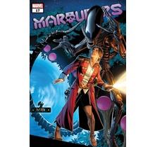 MARAUDERS #17 LARROCA MARVEL VS ALIEN VAR
