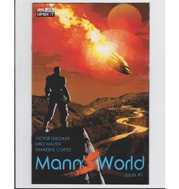 ARTISTS WRITERS & ARTISANS INC MANNS WORLD #1 CVR B DEODATO JR