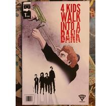 4 KIDS WALK INTO A BANK #1 FRIED PIE EXC