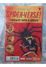 marvel Edge of Spider-verse #4 VF-