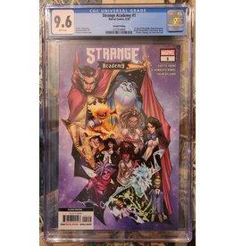 Marvel Comics STRANGE ACADEMY #1 2ND PRINT 9.6