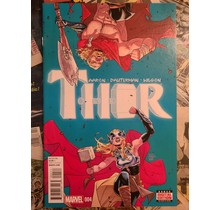 THOR #4 JANE FOSTER NM-
