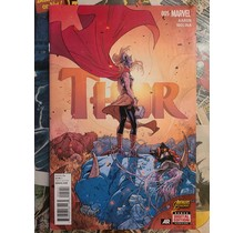 THOR #5 JANE FOSTER NM