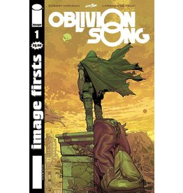 Image Comics IMAGE FIRSTS OBLIVION SONG #1