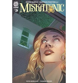 AFTERSHOCK COMICS MISKATONIC #3