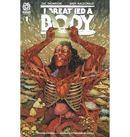 AFTERSHOCK COMICS I BREATHED A BODY #1 ANDY MACDONALD CVR