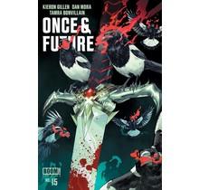 ONCE & FUTURE #15 CVR A MAIN