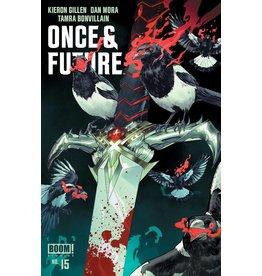 Boom! Studios ONCE & FUTURE #15 CVR A MAIN