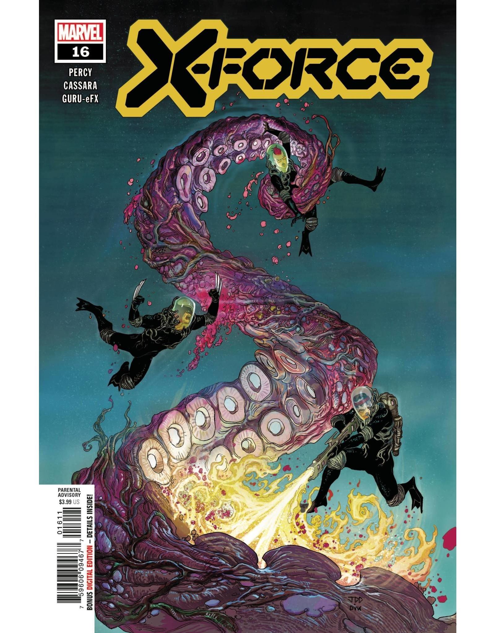Marvel Comics X-FORCE #16