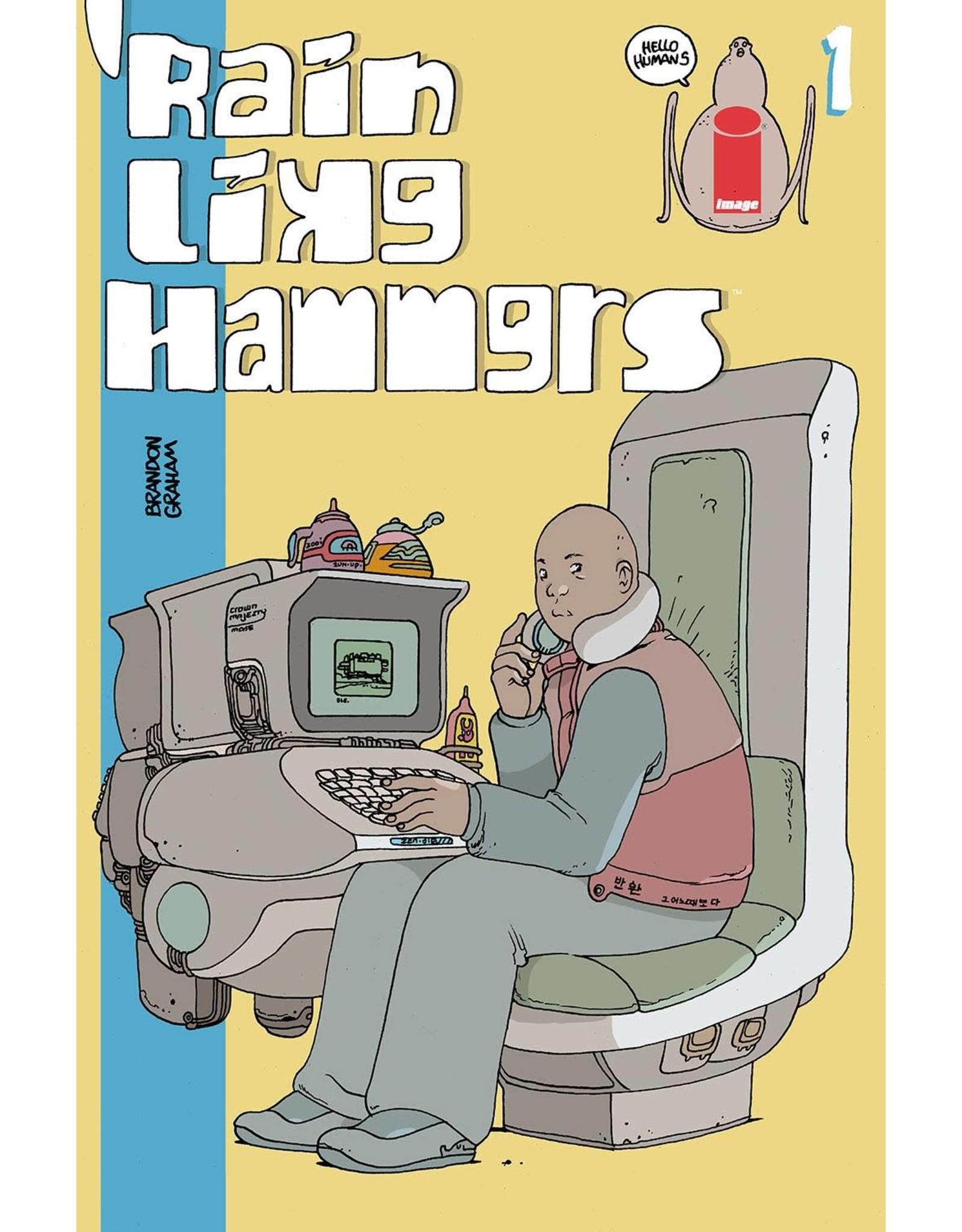 Image Comics RAIN LIKE HAMMERS #1 (OF 5)