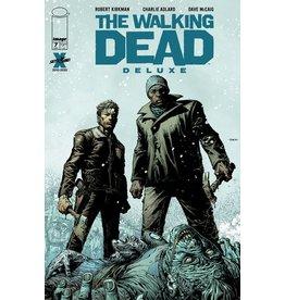 Image Comics WALKING DEAD DLX #7 CVR A FINCH & MCCAIG