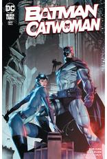 DC Comics BATMAN CATWOMAN #2 (OF 12) CVR A CLAY MANN
