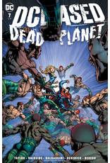DC Comics DCEASED DEAD PLANET #7 (OF 7) CVR A DAVID FINCH