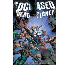 DCEASED DEAD PLANET #7 (OF 7) CVR A DAVID FINCH
