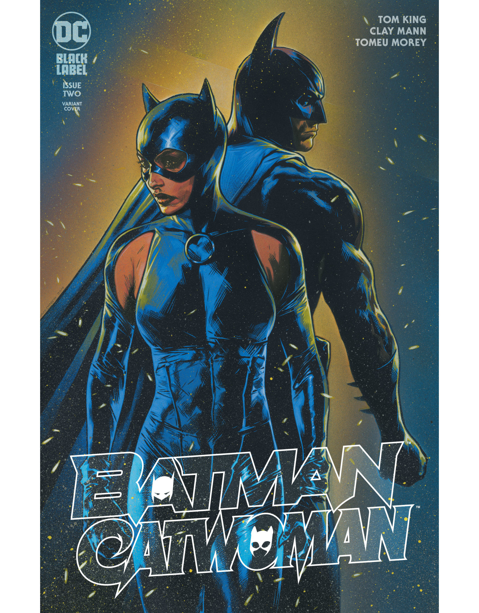 DC Comics BATMAN CATWOMAN #2 (OF 12) CVR C TRAVIS CHAREST VAR
