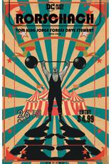 DC Comics RORSCHACH #4 (OF 12) CVR A JORGE FORNES (MR)