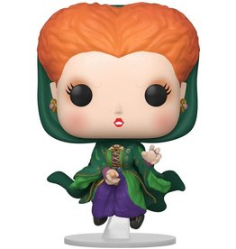 Funko! Funko Pop! Disney: Hocus Pocus - Winifred Flying, Multicolor