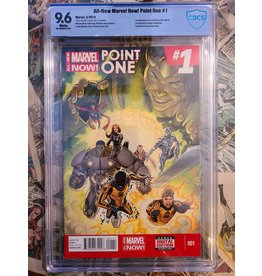 Marvel Comics ALL-NEW MARVEL NOW! POINT ONE 9.6 FIRT KAMALA KAHN AS MS. MARVEL