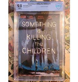 Boom! Studios SOMETHING IS KILLING THE CHILDREN #1 1ST PRINT 9.8