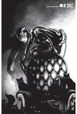 DC Comics BATMAN BLACK AND WHITE #2 (OF 6) CVR C KAMOME SHIRAHAMA CATWOMAN VAR