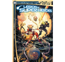 FUTURE STATE LEGION OF SUPER-HEROES #1 (OF 2) CVR A RILEY ROSSMO