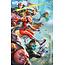 DC Comics FUTURE STATE LEGION OF SUPER-HEROES #1 (OF 2) CVR B IAN MACDONALD CARD STOCK VAR