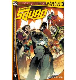 DC Comics FUTURE STATE SUICIDE SQUAD #1 (OF 2) CVR A JAVI FERNANDEZ