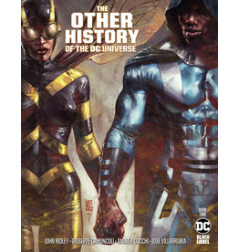 DC Comics OTHER HISTORY OF THE DC UNIVERSE #2 (OF 5) CVR A GIUSEPPE CAMUNCOLI & MARCO MASTRAZZO