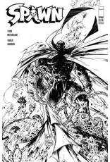 Image Comics SPAWN #314 CVR E 1:5 CAPULLO & MCFARLANE B&W