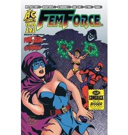 AC COMICS FEMFORCE #191