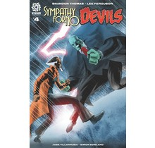 SYMPATHY FOR NO DEVILS #4