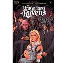 UNKINDNESS OF RAVENS #5 (OF 4) CVR A MAIN