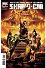 Marvel Comics SHANG-CHI #5 (OF 5)