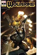 Marvel Comics WOLVERINE #9 1:25 RYAN BROWN VAR
