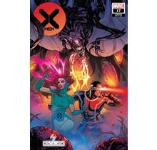 X-MEN #17 DAUTERMAN MARVEL VS ALIEN VAR