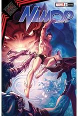 Marvel Comics KING IN BLACK NAMOR #3 (OF 3) RENAUD VAR
