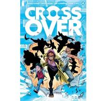 CROSSOVER #4 CVR A SHAW CUNNIFFE & HILL