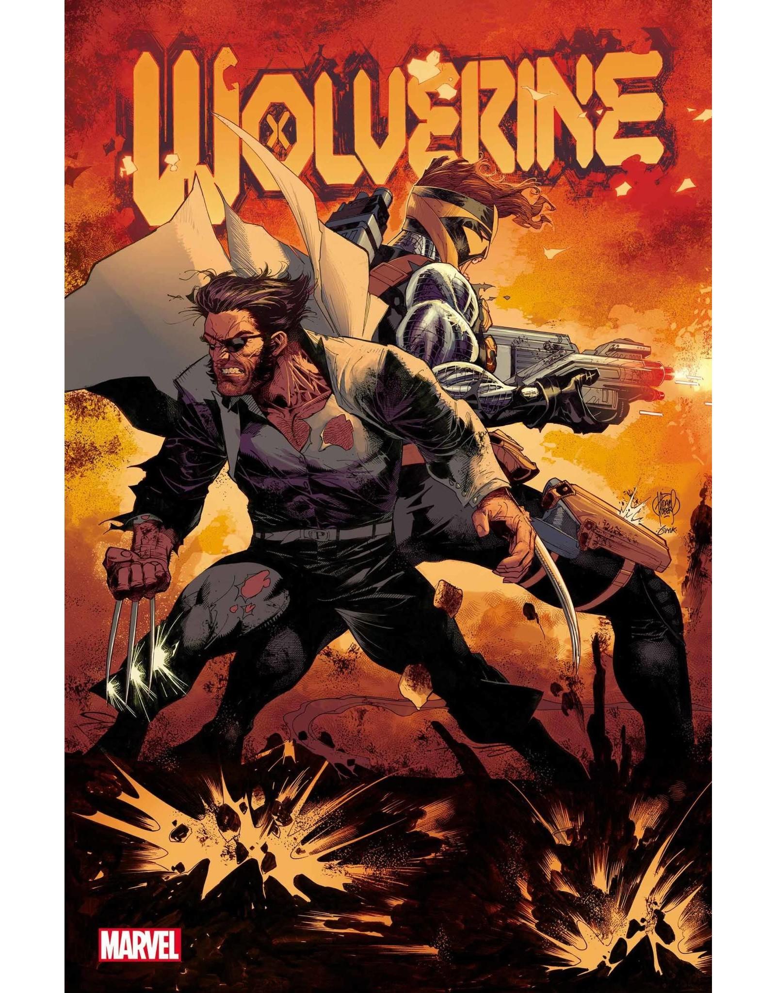 Marvel Comics WOLVERINE #10
