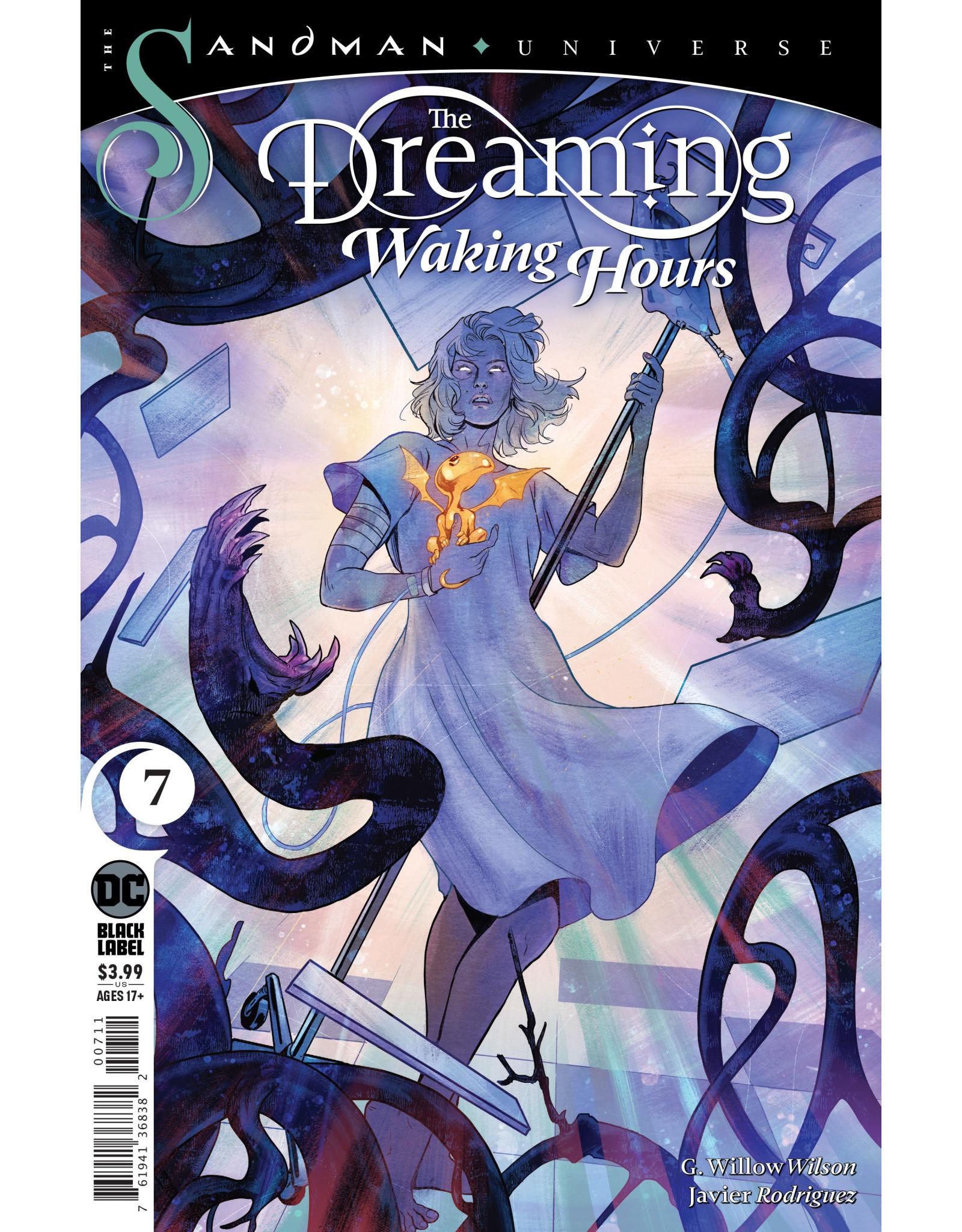 DC Comics DREAMING WAKING HOURS #7 (MR)