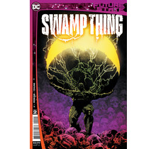 FUTURE STATE SWAMP THING #2 (OF 2) CVR A MIKE PERKINS