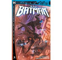 FUTURE STATE THE NEXT BATMAN #3 (OF 4) CVR A LADRONN