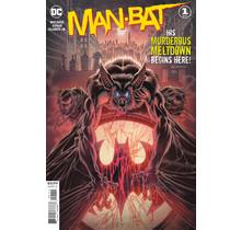MAN-BAT #1 (OF 5) CVR A KYLE HOTZ