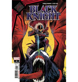 Marvel Comics KING IN BLACK BLACK KNIGHT #1