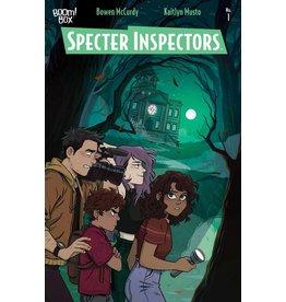 BOOM ENTERTAINMENT SPECTER INSPECTORS #1 (OF 5)