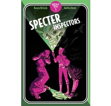 SPECTER INSPECTORS #1 (OF 5) POCKET BOOK VAR
