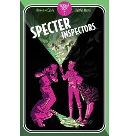 BOOM ENTERTAINMENT SPECTER INSPECTORS #1 (OF 5) POCKET BOOK VAR